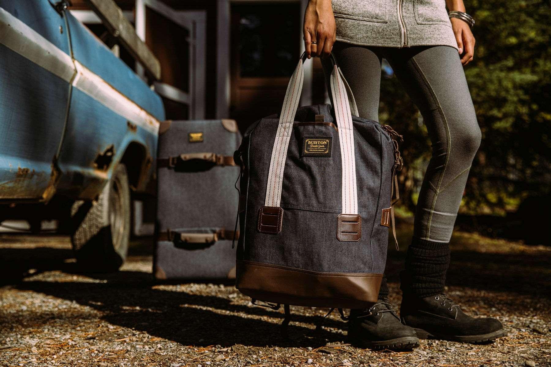 Bags, Banff