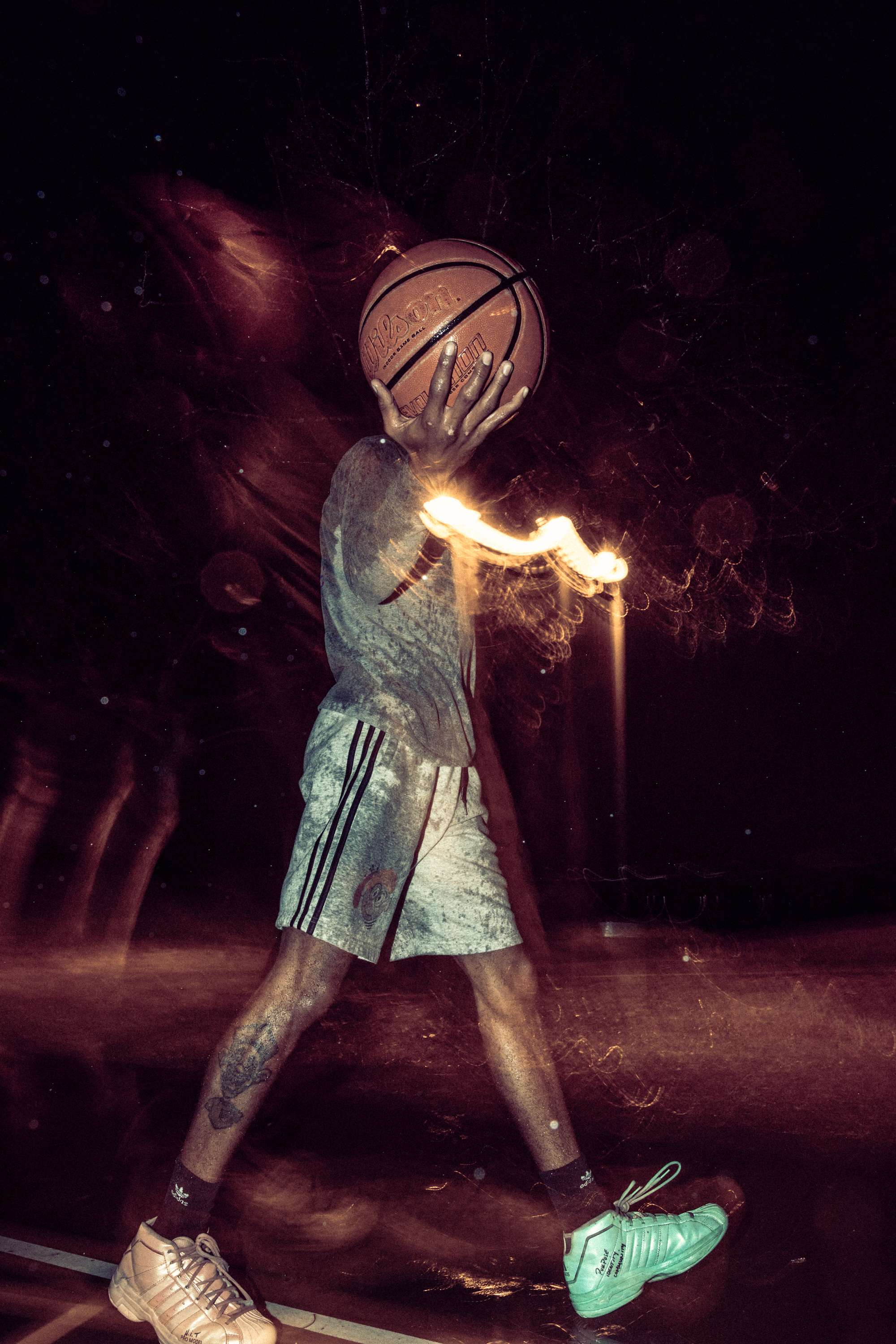 Demetrius Griffin - Hoop Therapy
