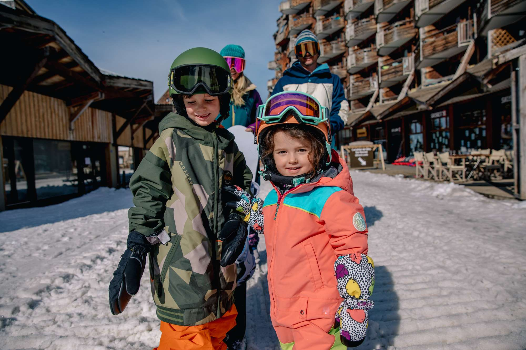 Burton Family Shoot - Avoriaz - 2019