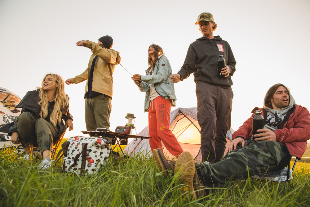 Camping Scene, Arkansas