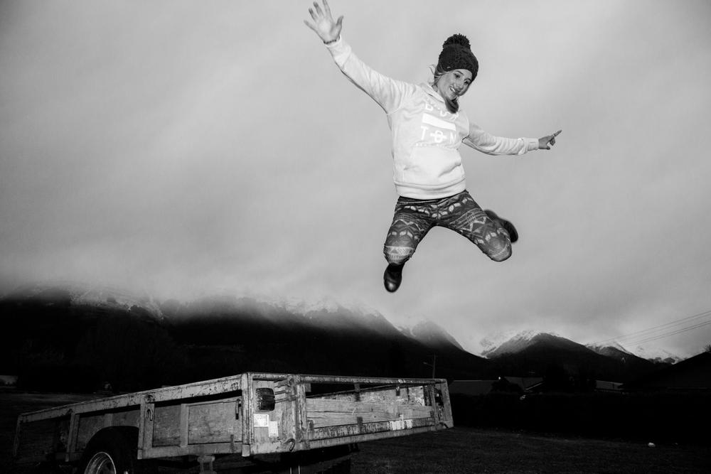 Anna Gasser, Leap