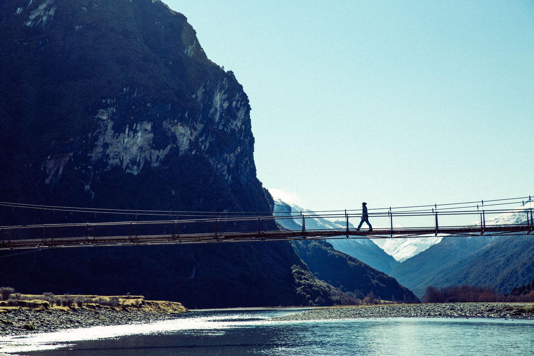 Kelly Clark, Bridge Crossing