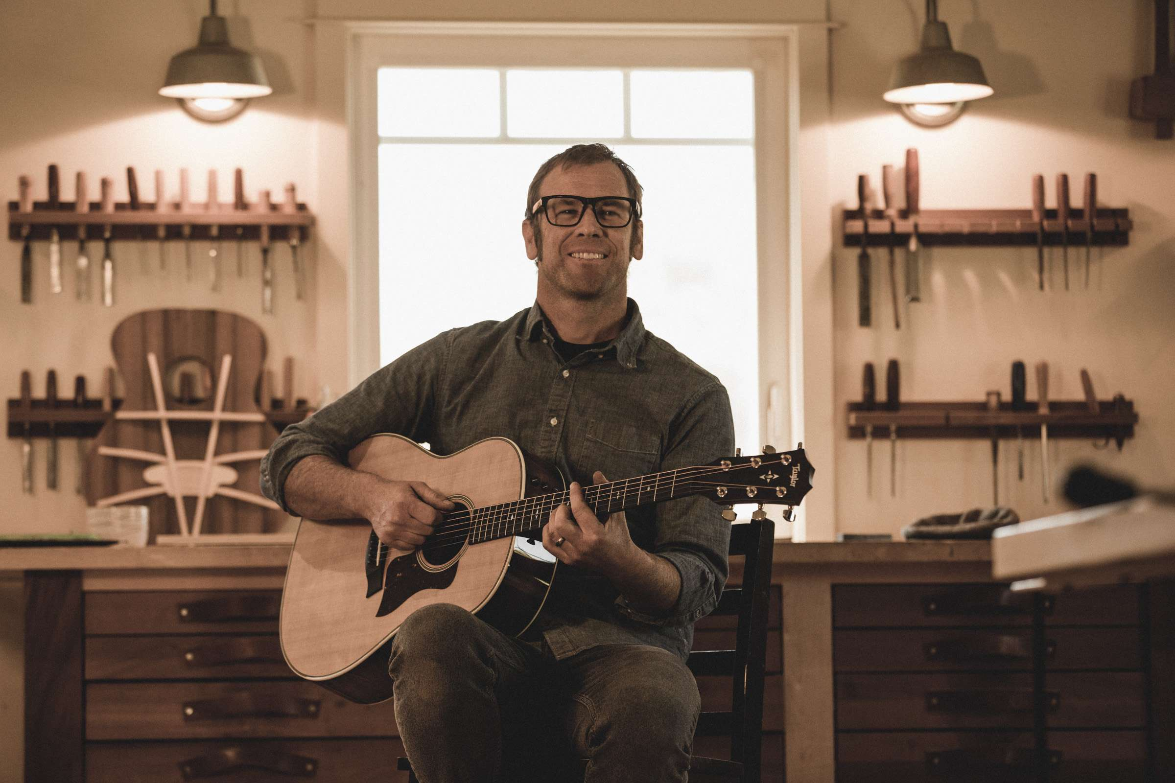 Andy Powers / Taylor Guitars