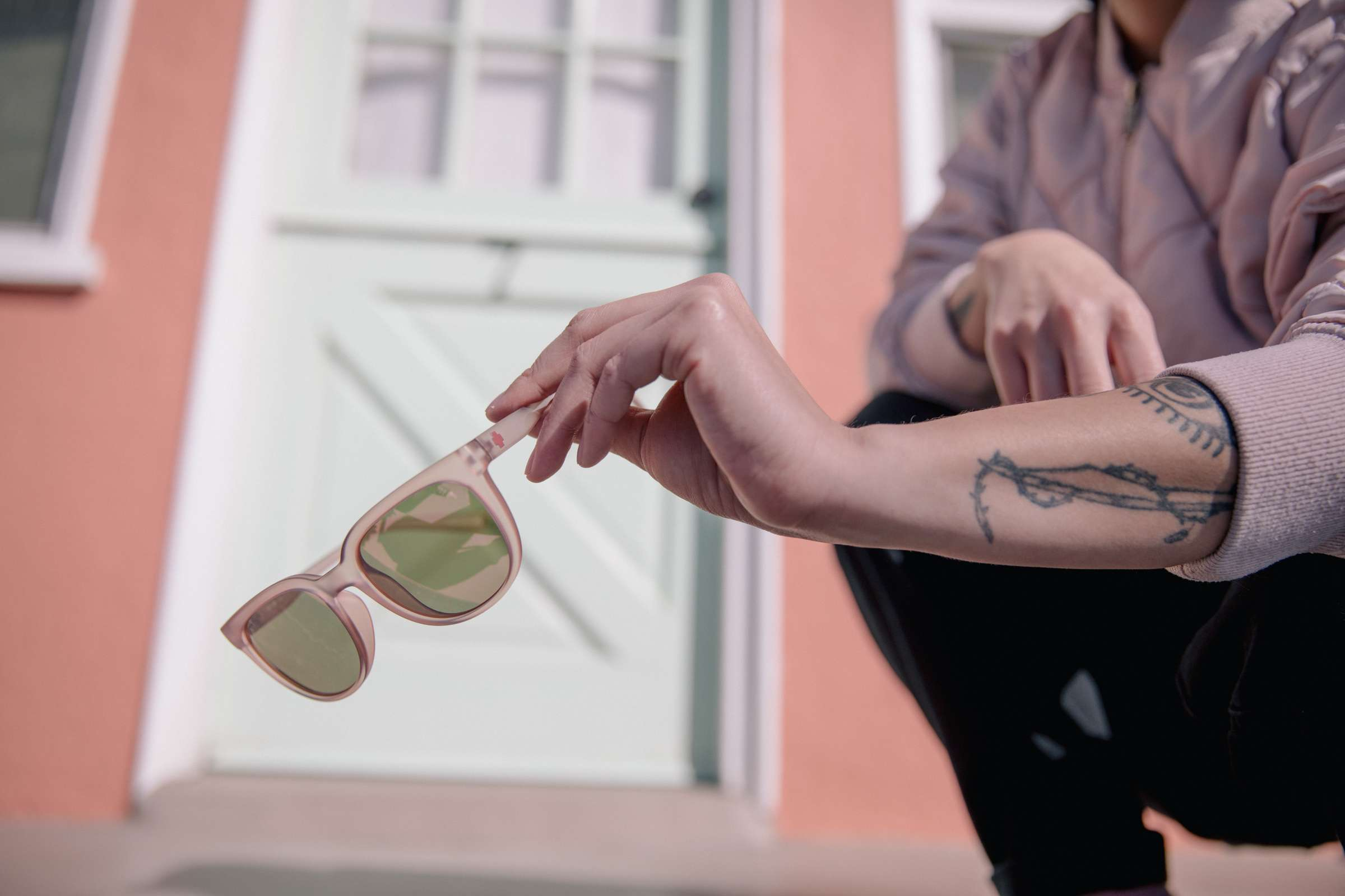 Alysha Le - Spy Optics
