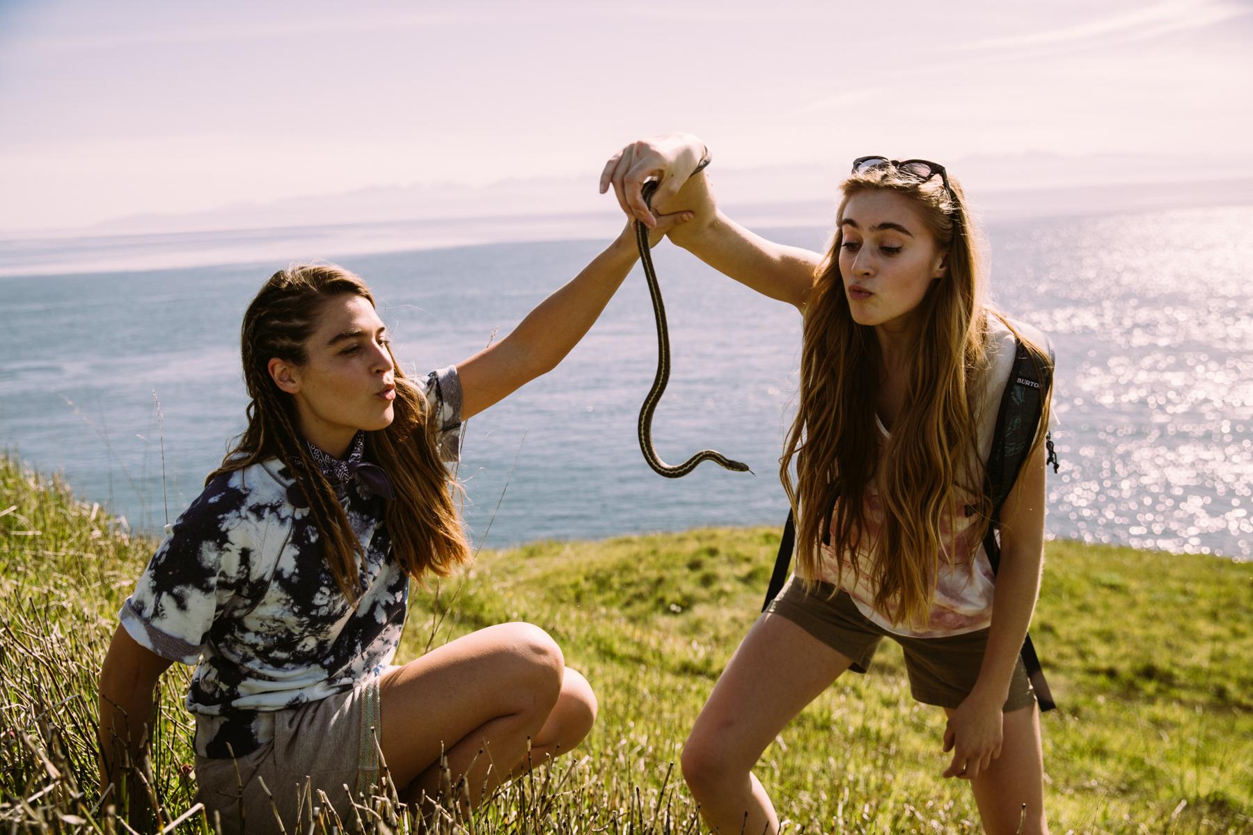 Tavia/ Skylar... Snakes in the grass