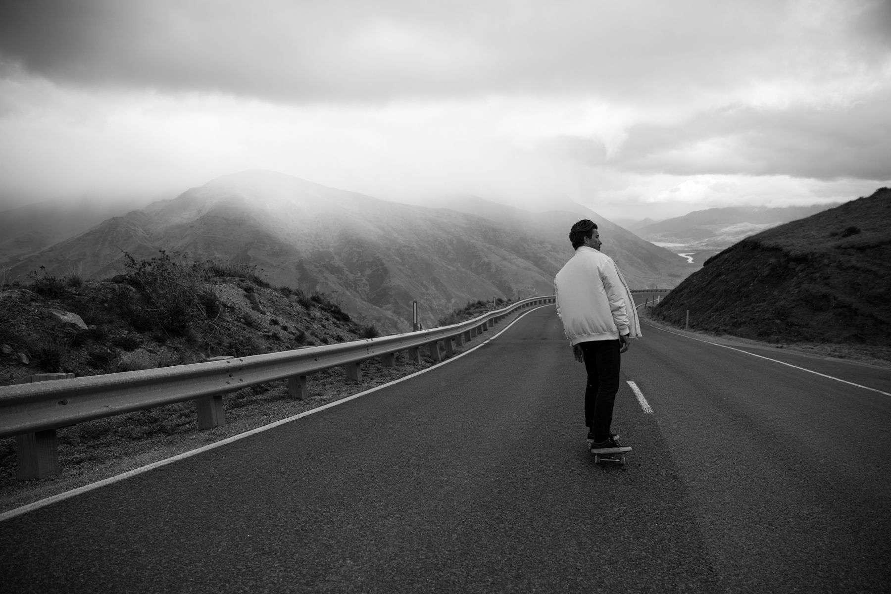 Shaun White, Skateboarding Hill