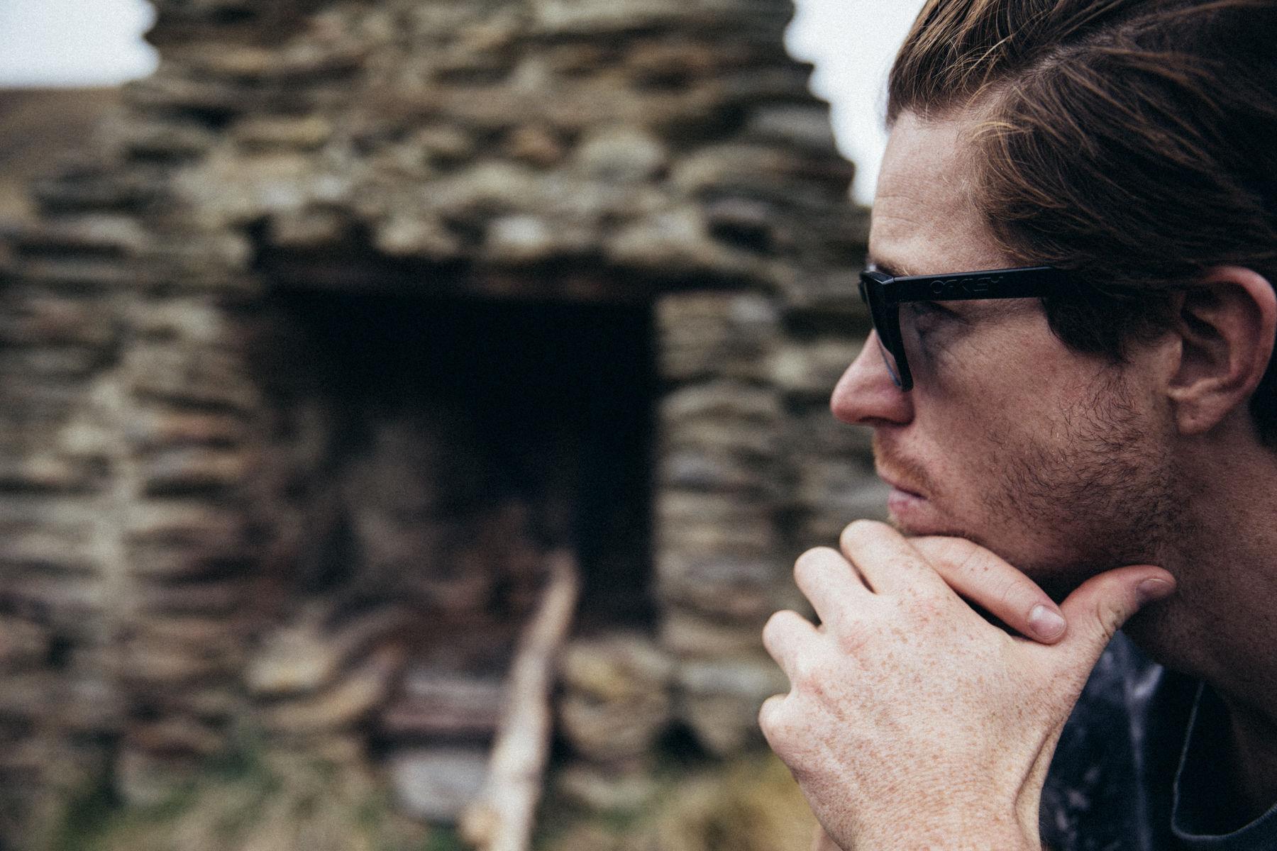 Shaun White, Glasses
