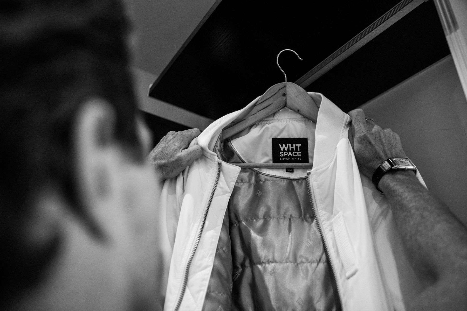 Shaun White, Jacket