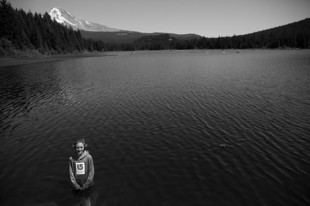 Red Gerard, Lake Portrait