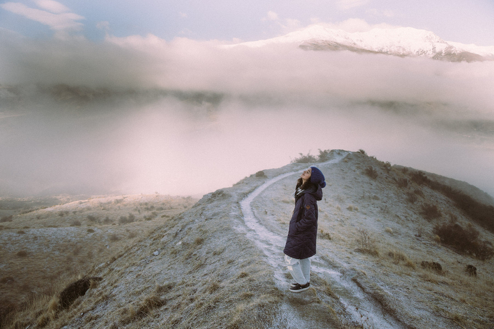 Tammara Diaz, Morning Path