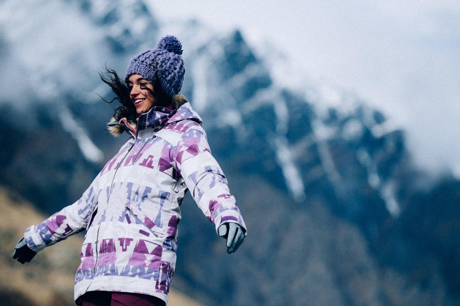 Tammara Diaz, Windy Mountainside