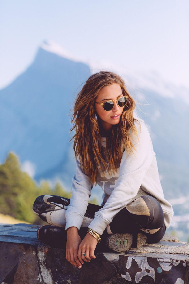 Melrose Boyer, Sunglasses