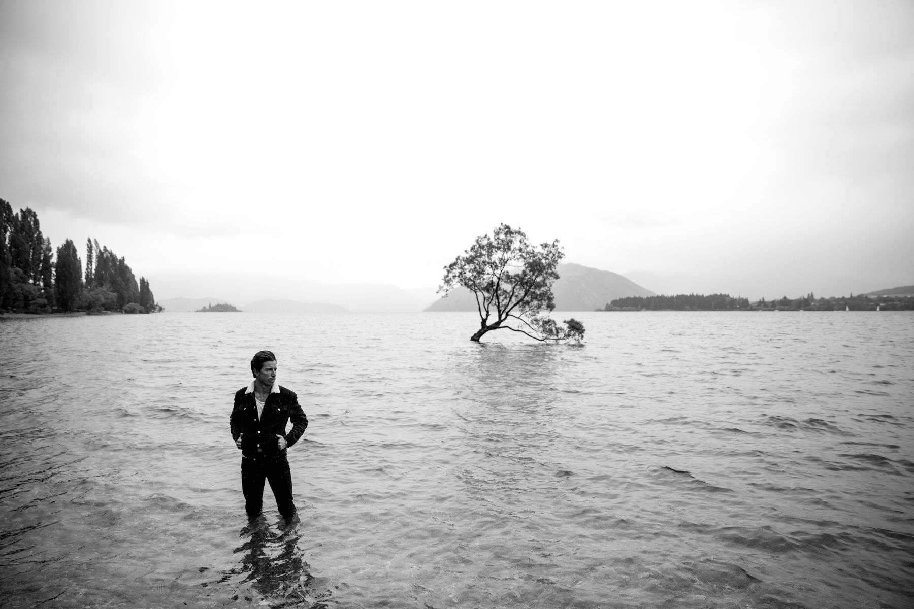 Shaun White, Wanaka Tree