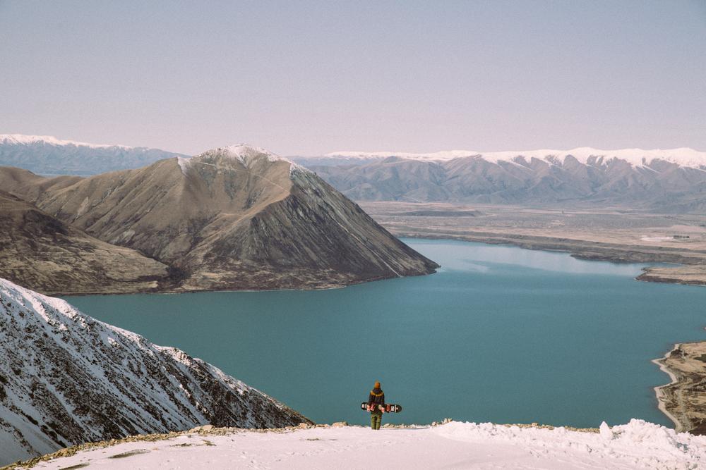 Danny Davis, Ohau, New Zealand