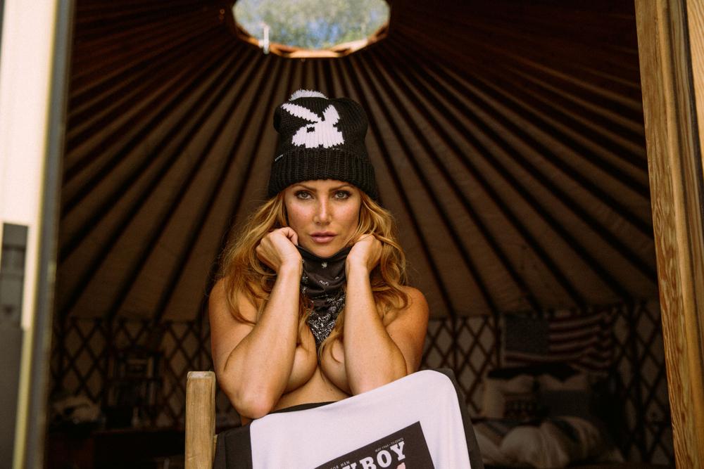 Gia Marie, Playboy X Burton