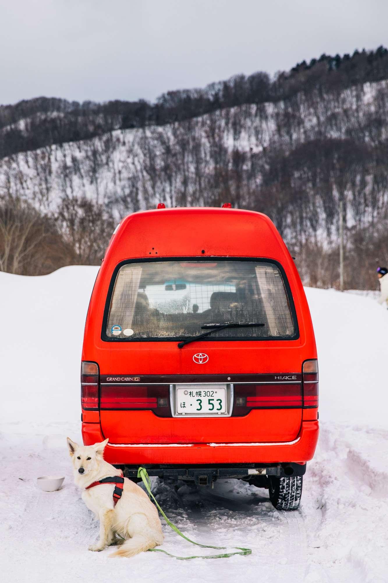 Burton [AK] 2019 - Japan