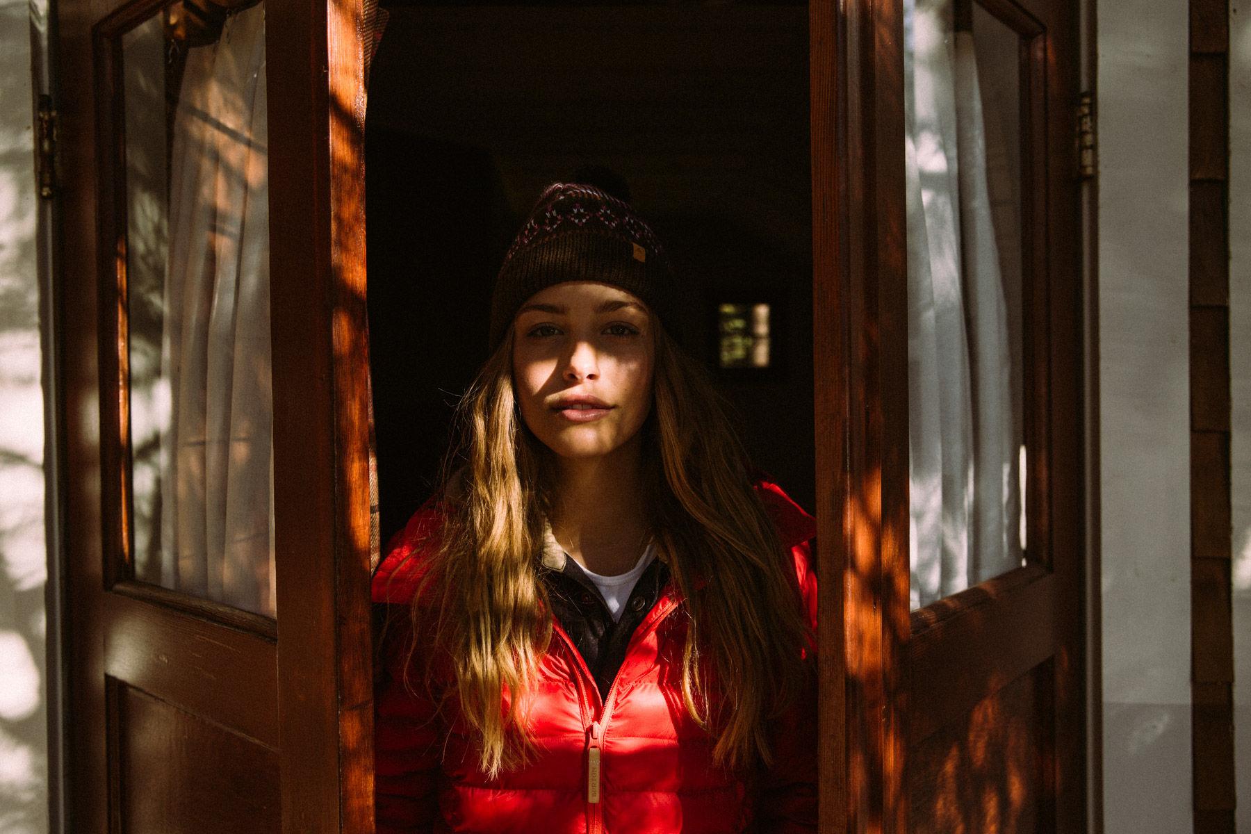 Melrose Boyer, Shadow play, Banff
