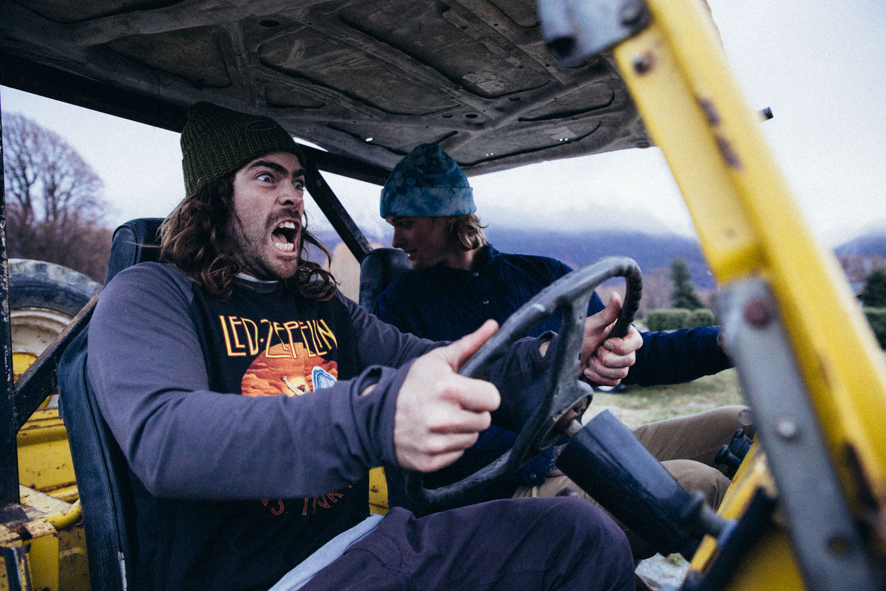 Danny Davis, Jeep