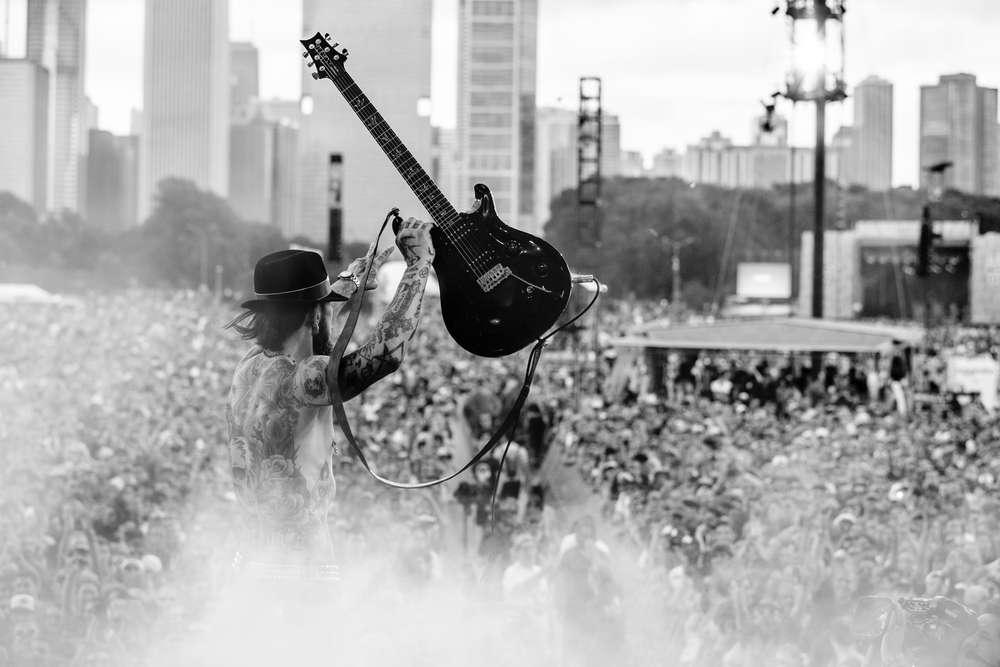 Janes Addiction - Dave Navarro