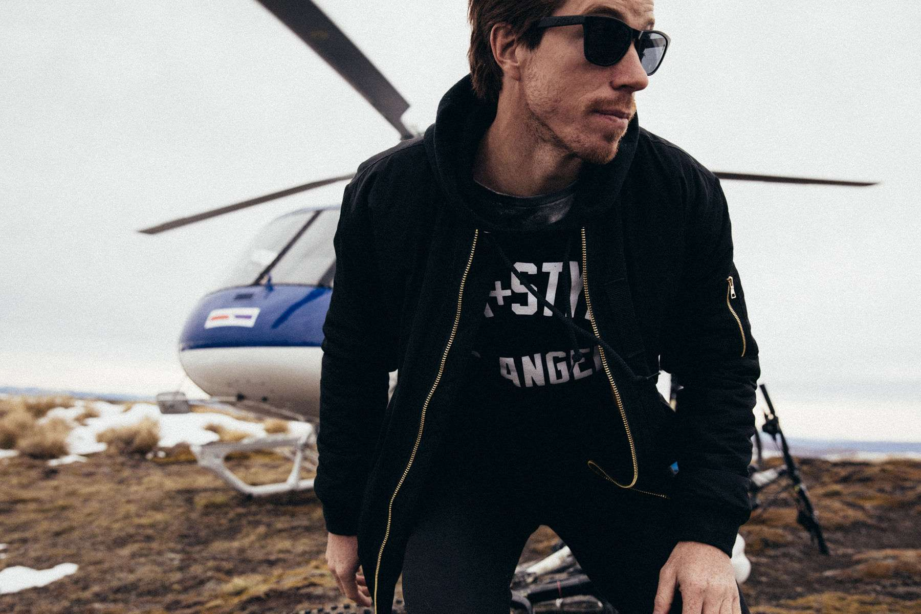 Shaun White, Helicopter