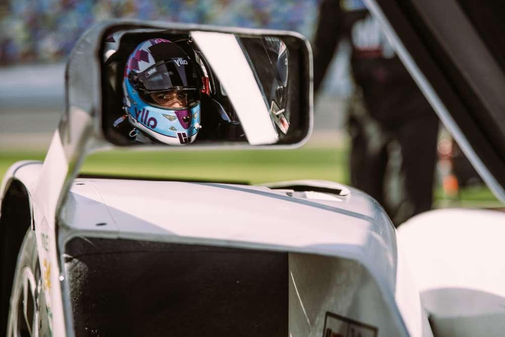 Jimmie Johnson - 24 Hrs of Daytona