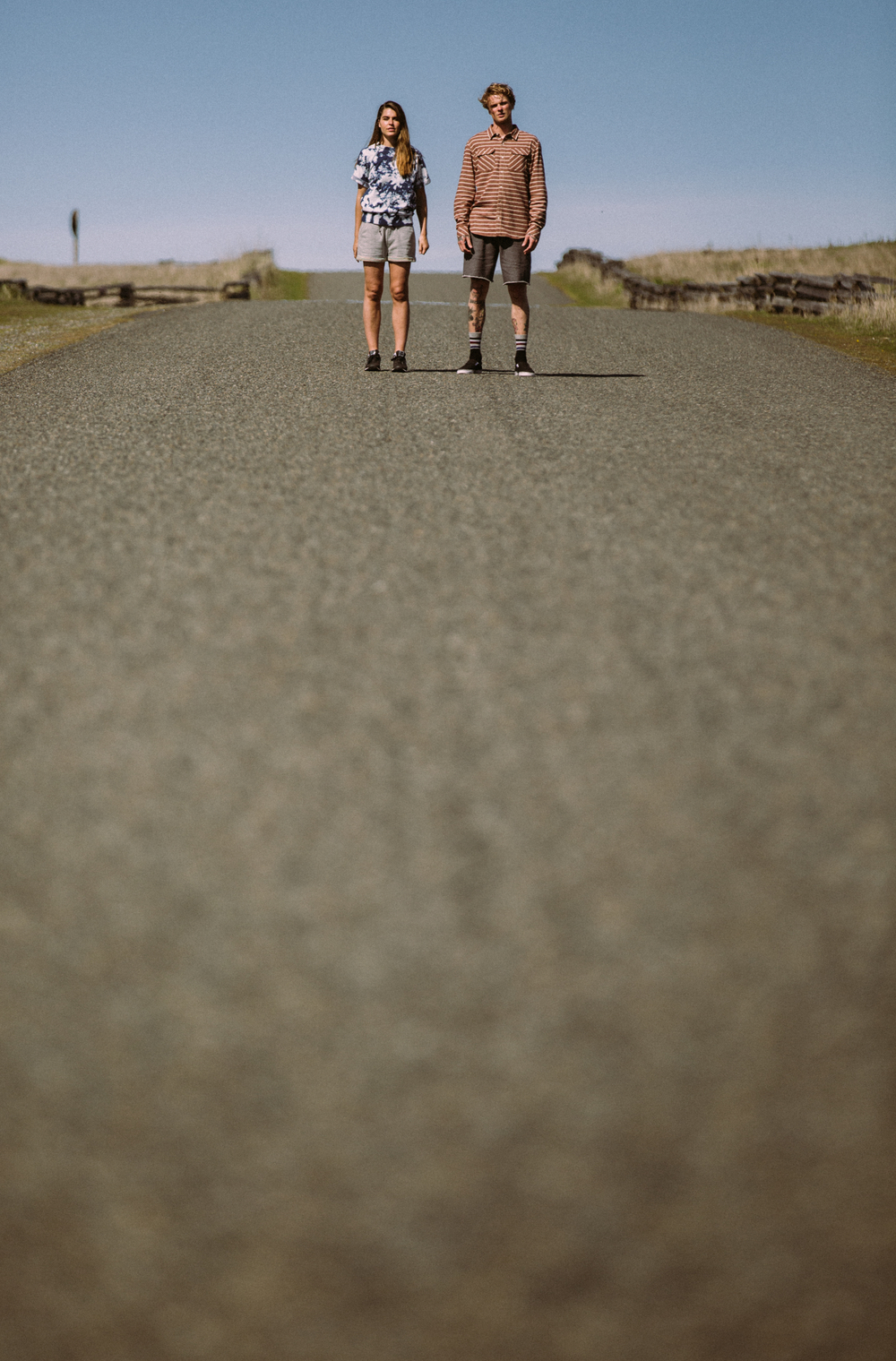 Tavia and Mikkel, Middle of the road
