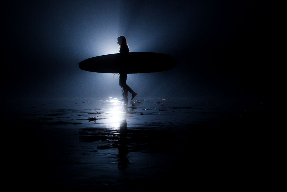 Surfer, Encinitas California