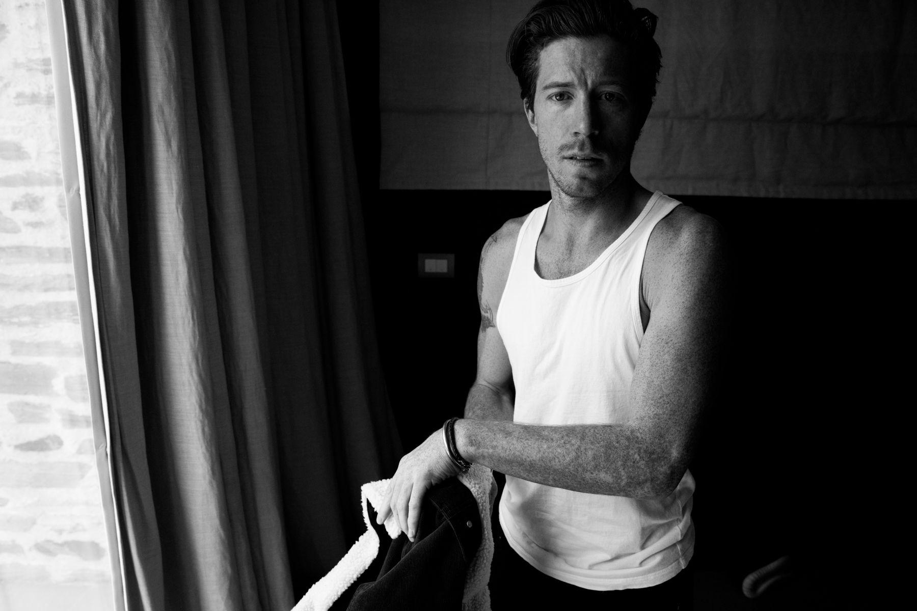 Shaun White, Portrait