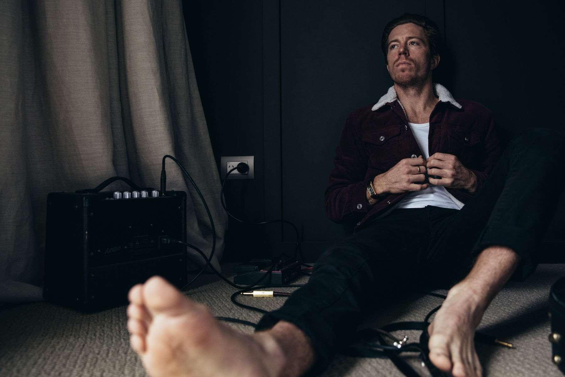 Shaun White, Bedroom