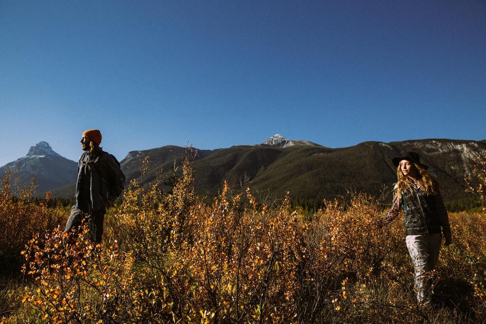 Melrose Boyer, Mark Sollors, Banff Morning
