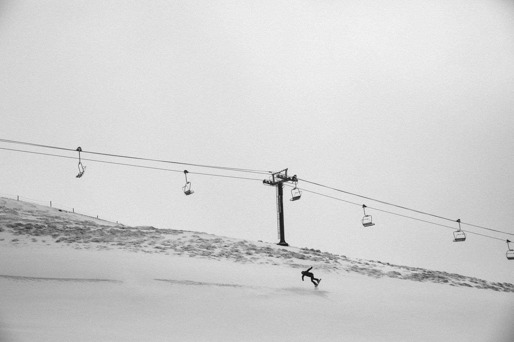 Shaun White, Powder