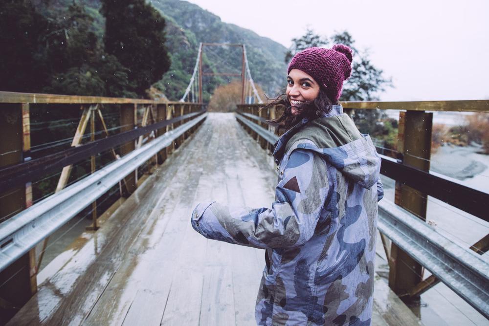Tammara Diaz, Bridge