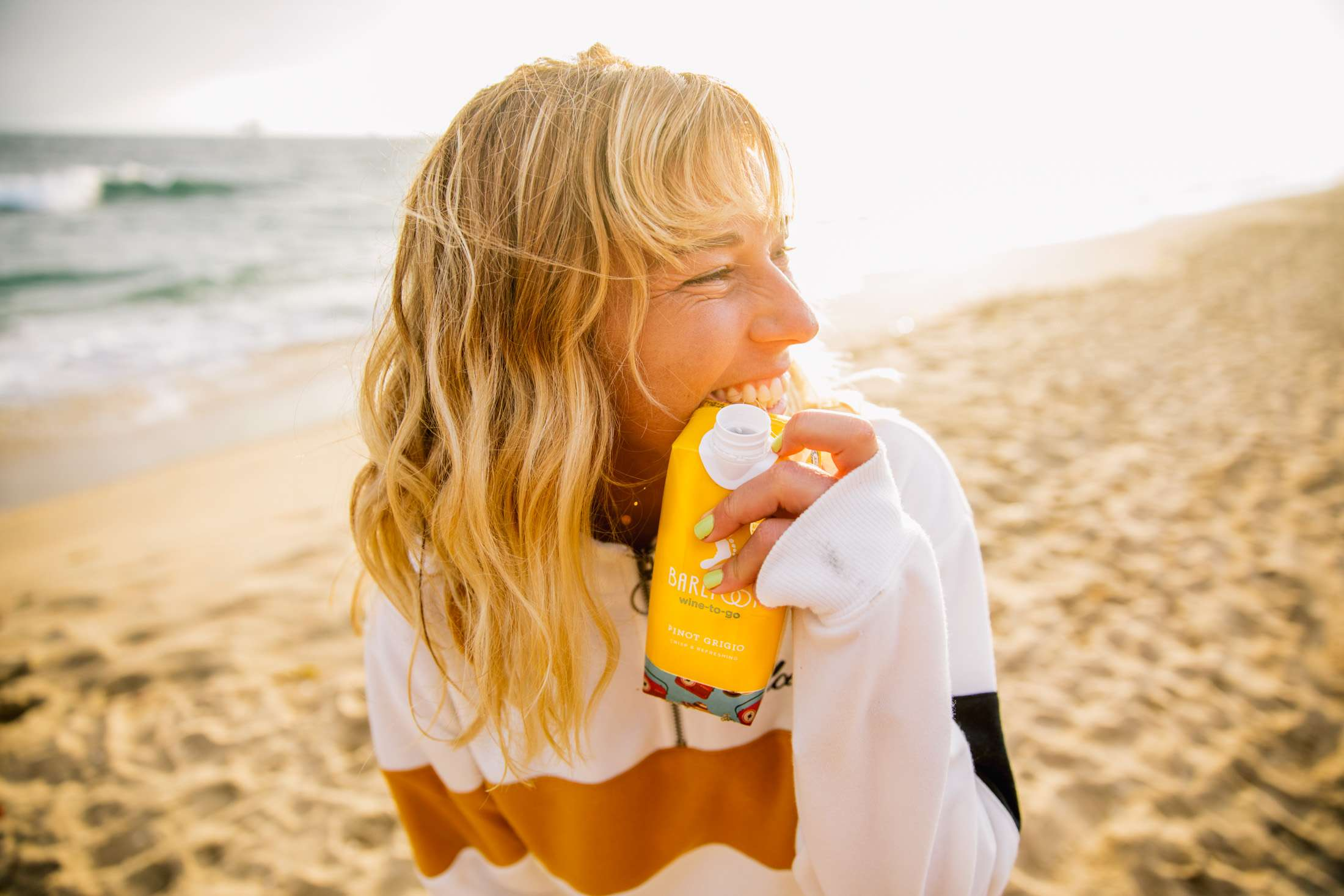 Barefoot Wines - CoCo Ho