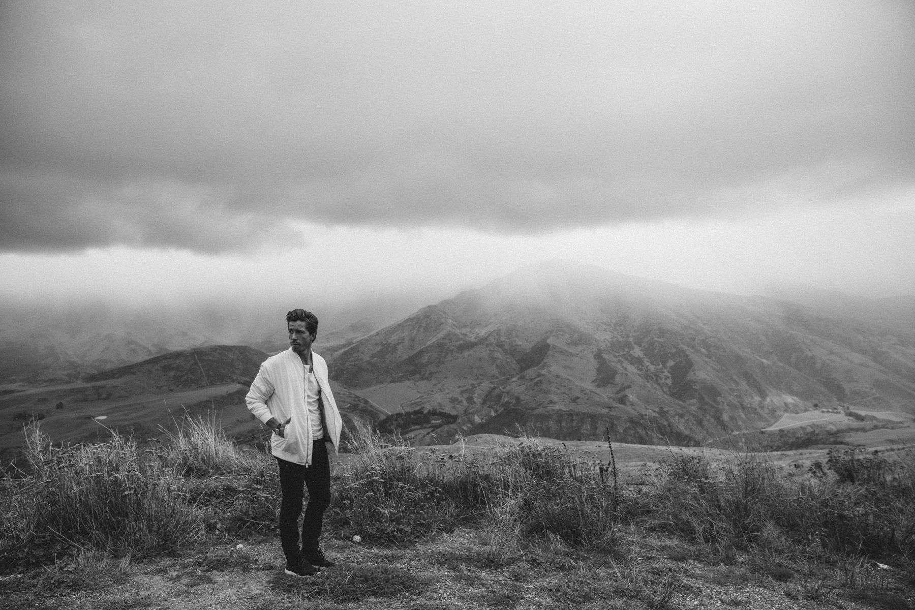 Shaun White, Mountains