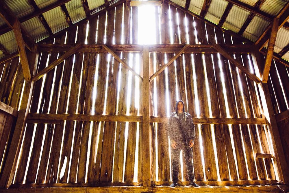 Mikkel Bang, Old Dusty Barn