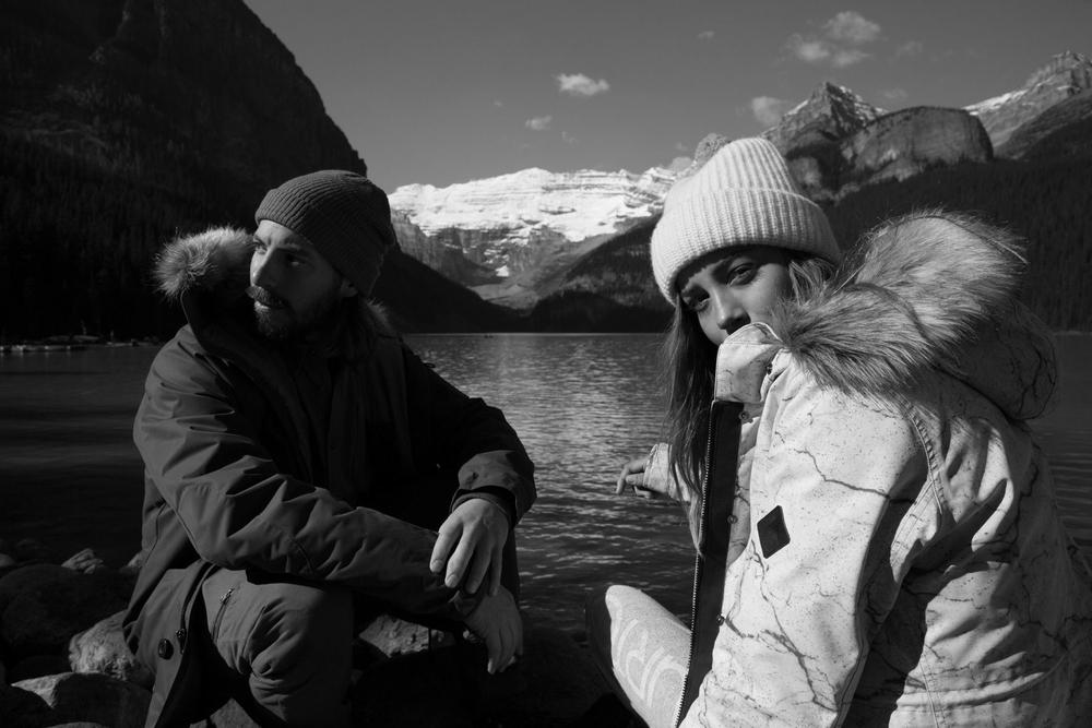 Mark Sollors, Melrose Boyer, Lake Louise