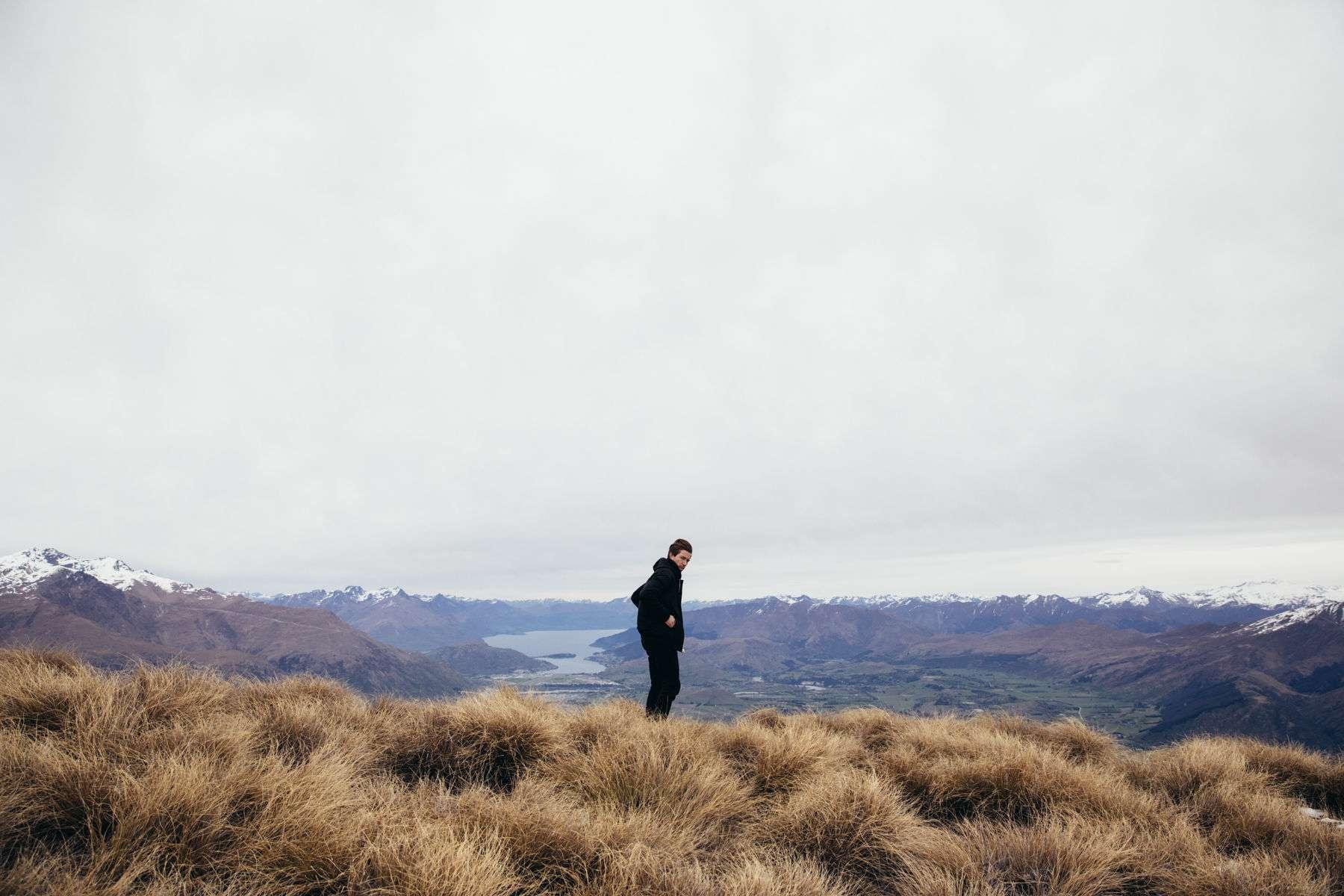 Shaun White, Hillside