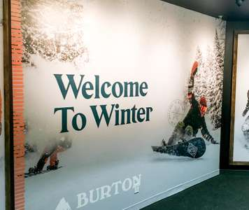 Welcome To Winter - Burton Snowboards