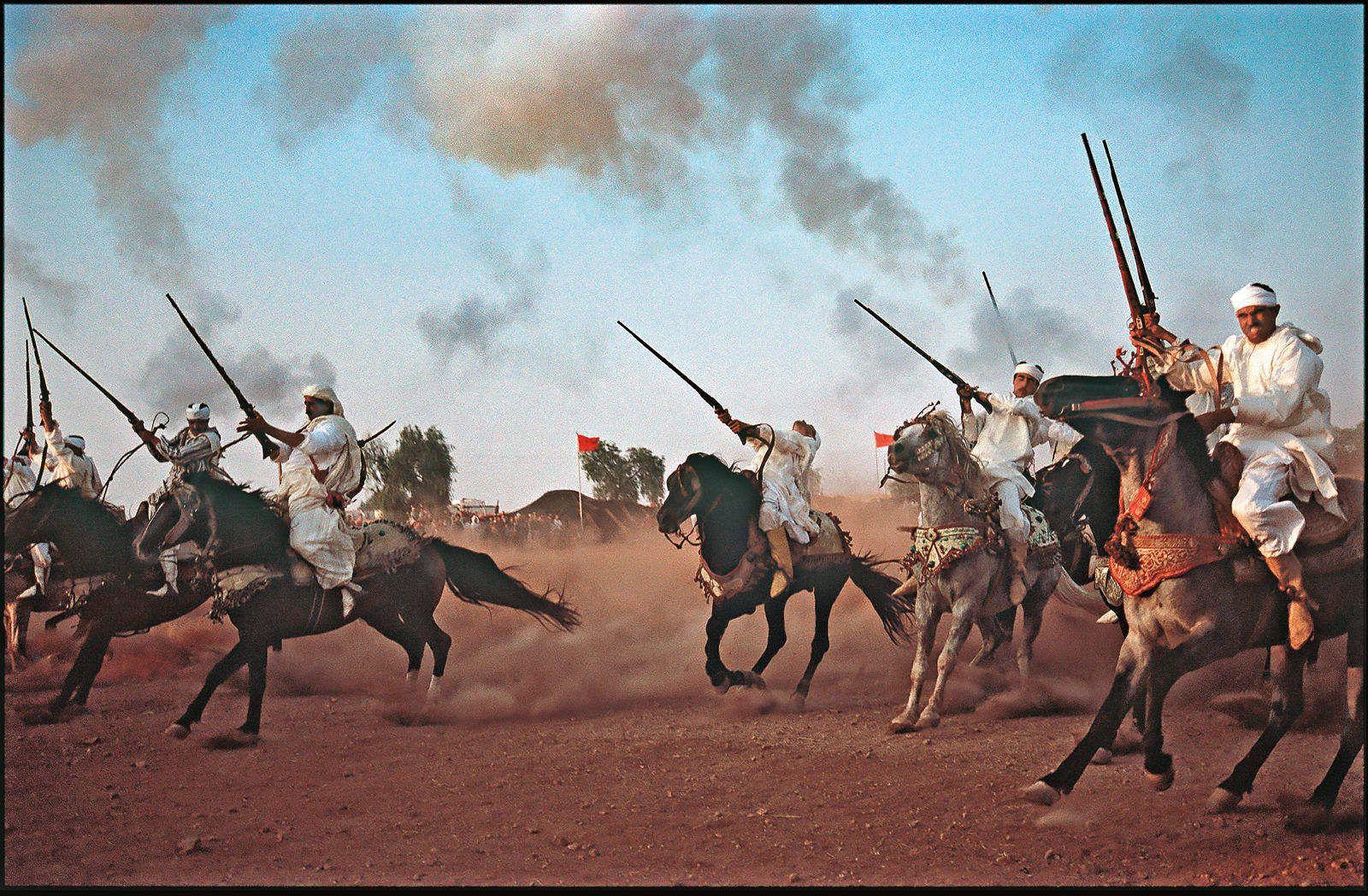 Horsemen of Morocco