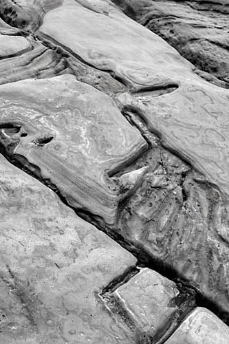 Point Lobos National Reserve: rock formation  3.