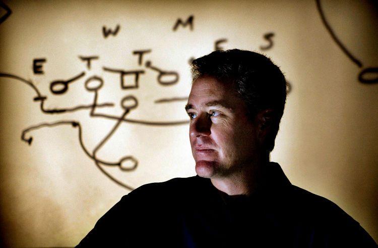 NFL offensive coordinator.