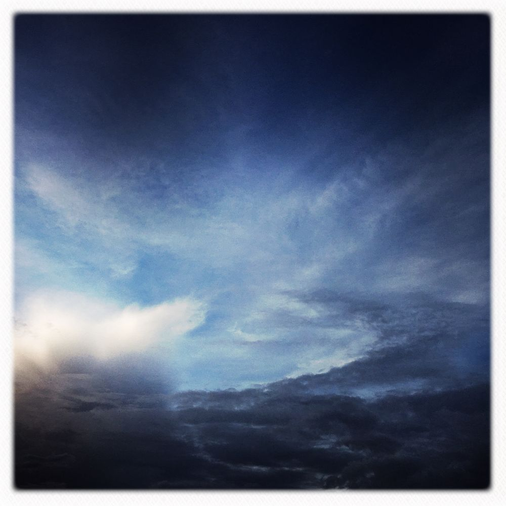 Hipstamatic sky #9