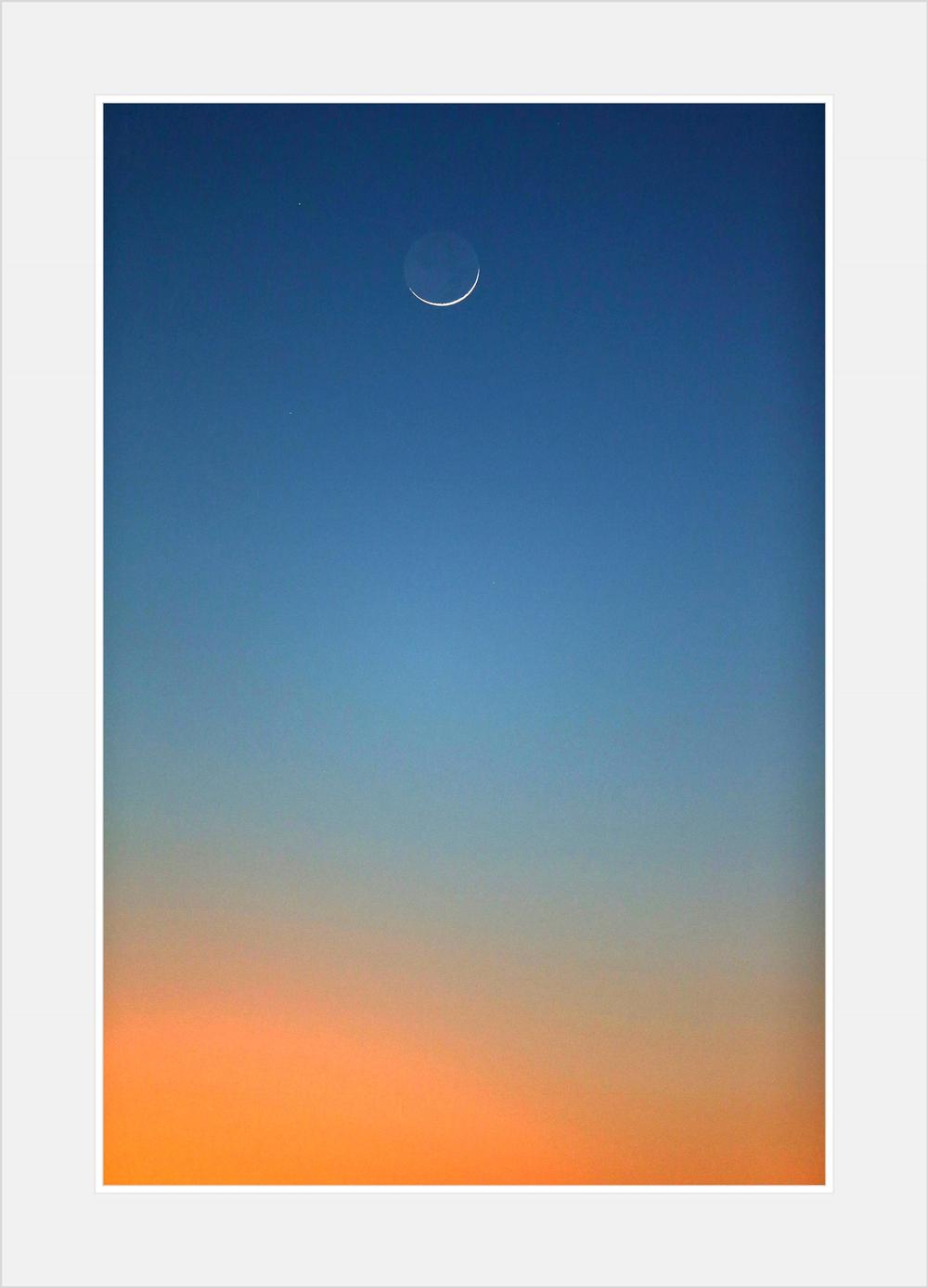 Sunset Moon.
