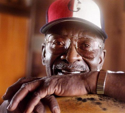Negro League player Leroy Cromarte