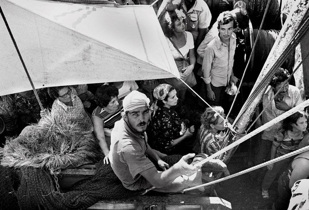 Mariel boat lift refugees.