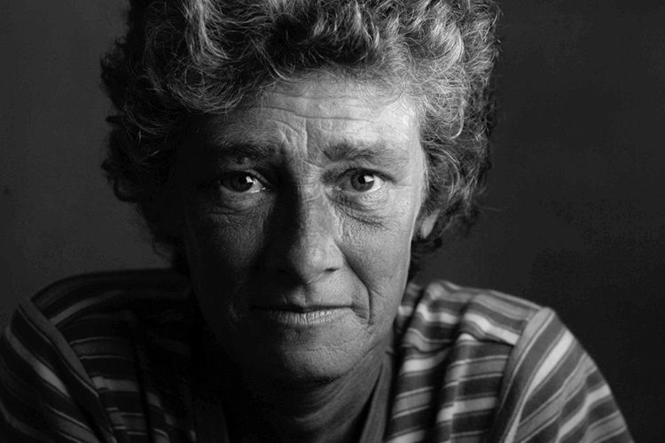 """PORTRAITS OF HOMELESS: PAM  """"Let me tell you, it's the hardest job I've ever done. Just surviving every day."""""""