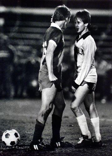 Soccer Standoff.