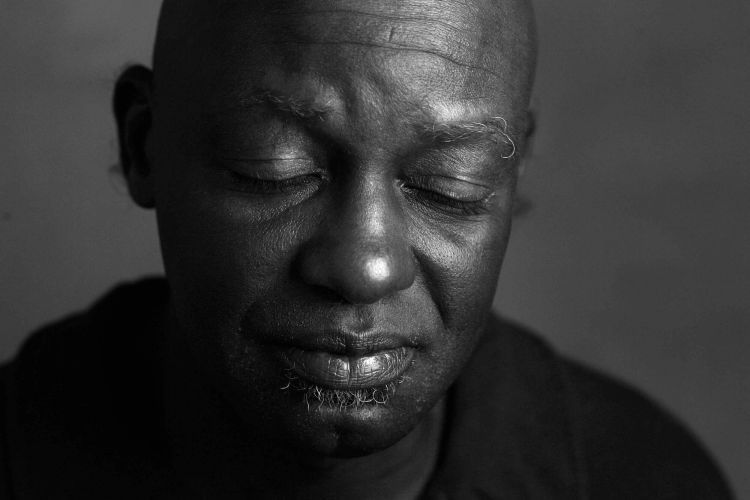 "PORTRAITS OF HOMELESS: DONNIE  ""Alcohol's been in my blood ever since I was 12-13 years old. I gave up on stopping drinking."""