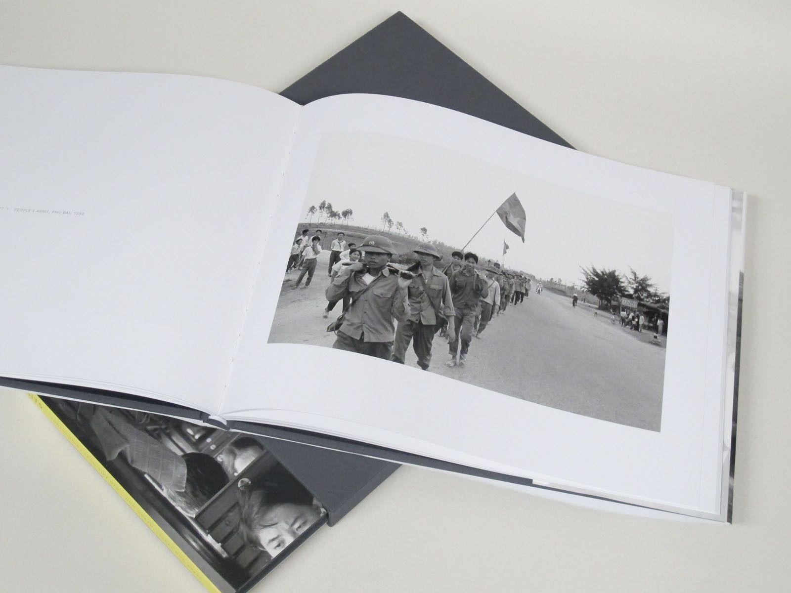 Sample page(p.17), Title: People's Army, Phu Bai, 1992