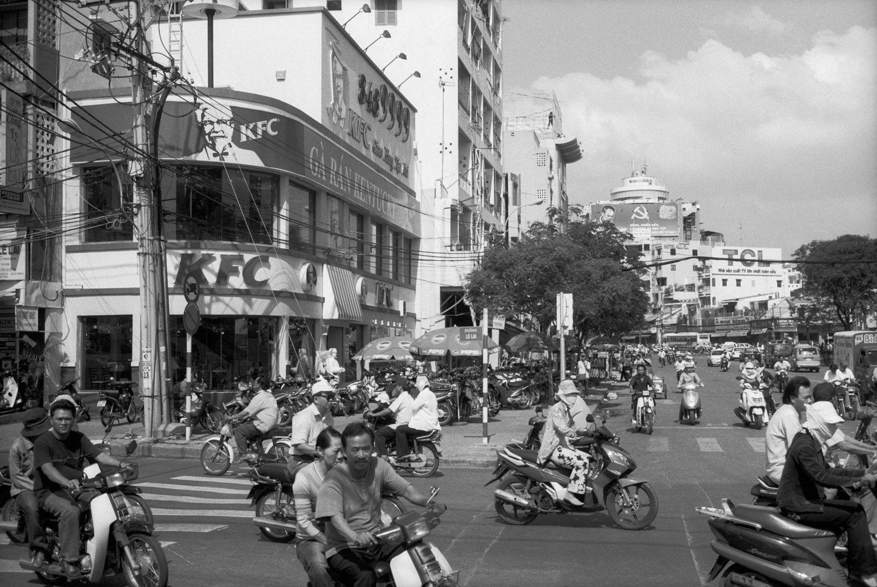 INTERSECTIONHo Chi Minh City2005